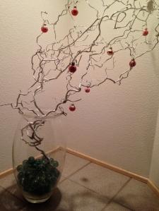 Lauder branch and balls