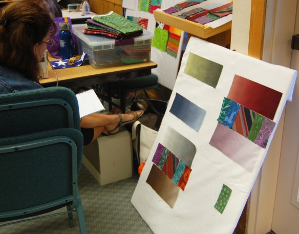 G Teresa works with ombres
