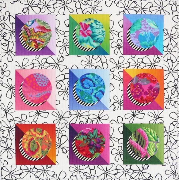 9 Sassy Circles II
