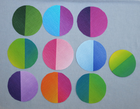9b Gelato circles aligned