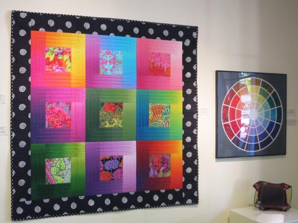 7 Lustrous I + color wheel