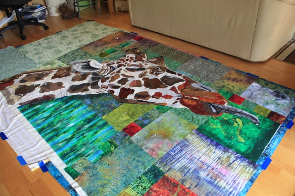 Work in Progress by Jane Haworth