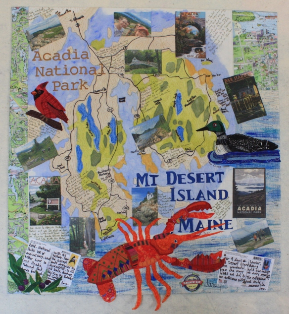 Our Maine Event by Jane Haworth
