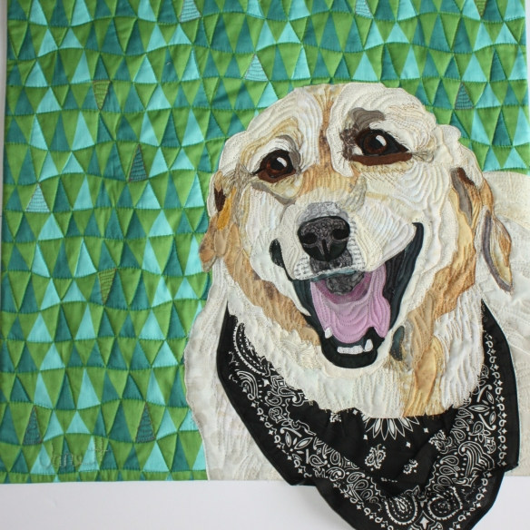 Pet Portrait Jane Haworth