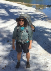Backpacking Jane Haworth