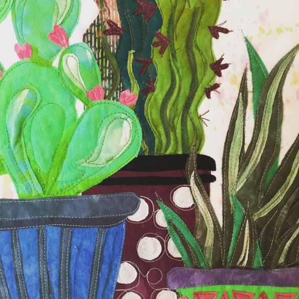 Succulents by Jane Haworth