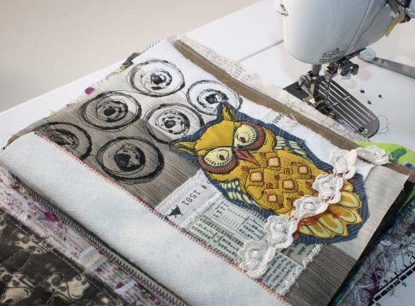 Mark-making and Collage Jane Haworth